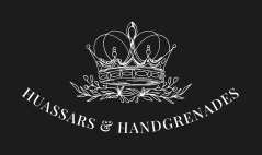 Hussars&Handgrenades Logo